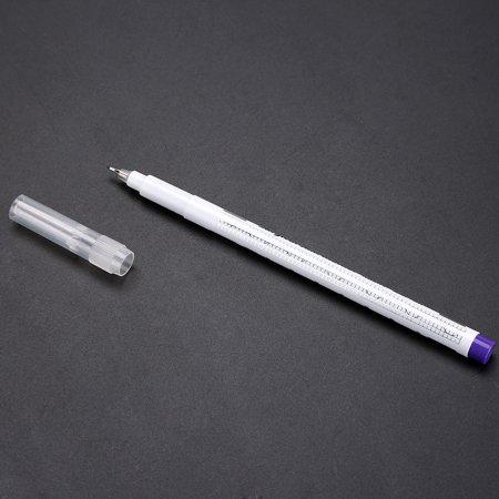 Garosa Magic Eraser,Skin Marker Tattoo Piercing Marking Pen Magic Eraser  Pen Plastic Surgical Eyebrow Tattoo Tools Skin Eraser Pen