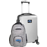 Orlando Magic Deluxe 2-Piece Backpack and Carry-On Set - Silver