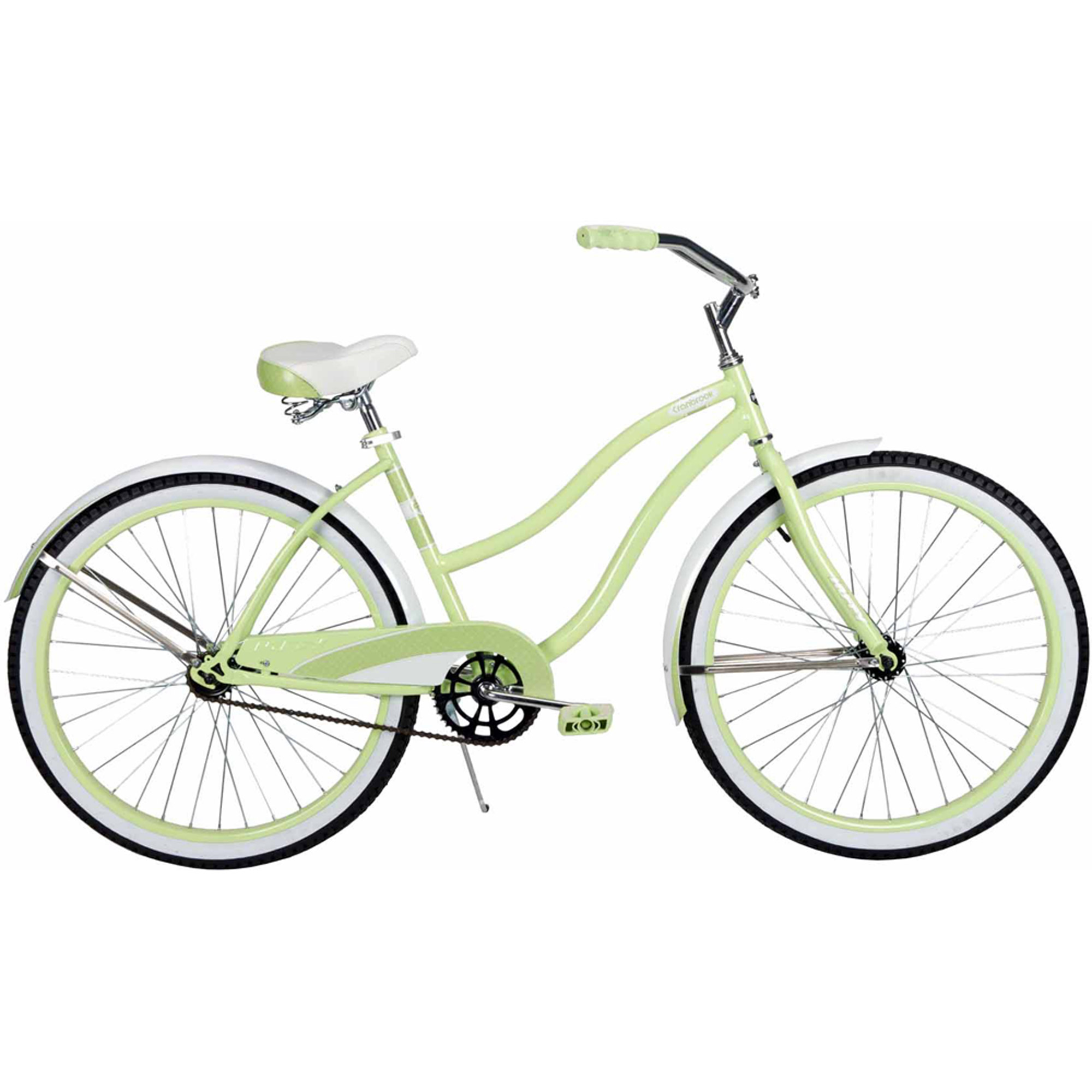 "26"" Huffy Cranbrook Women's Cruiser Bike, Pistachio"