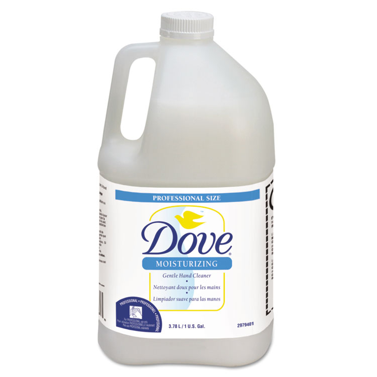 Moisturizing Gentle Hand Cleaner, 1 Gallon