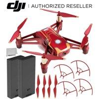 Ryze Tech Tello Quadcopter IRON MAN EDITION Essential Kit