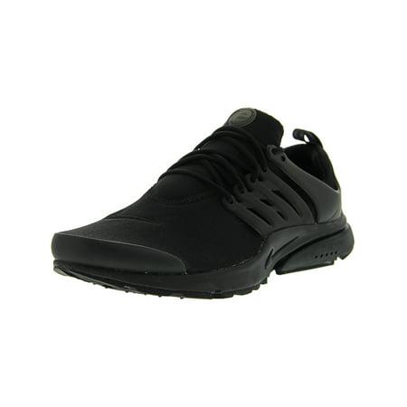 Light Up Nike Shoes (Nike Men's Air Presto Essential Black / - Ankle-High Mesh Basketball Shoe)