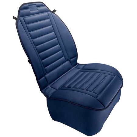 Padded Seat Cushion (Comfortable Padded Car Seat Cushion, Designed for Most Cars, Trucks & SUV's )