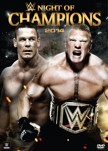 WWE: Night Of Champions 2014 (Widescreen) by WARNER HOME VIDEO