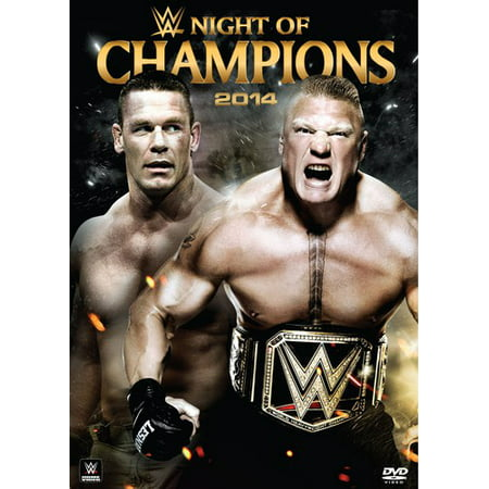 WWE: Night Of Champions 2014 (Widescreen)