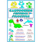 Cartooning Sentence Structure - eBook