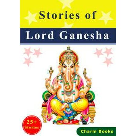 Stories of Lord Ganesha - eBook