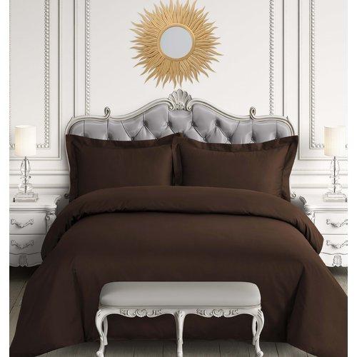 Charlton Home Kennison Egyptian-Quality Cotton 3 Piece Reversible Duvet Cover Set