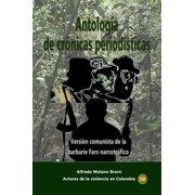 Antología de crónicas periodísticas - eBook