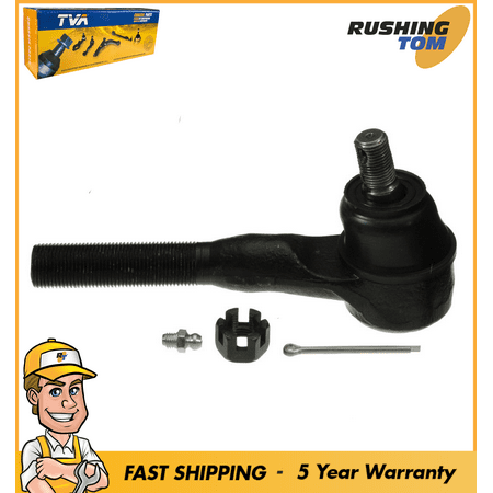 Front Drivers Side Outer Tie Rod End Fits 91-06 Jeep Grand Cherokee Wrangler 4WD