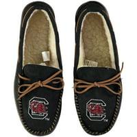 South Carolina Gamecocks Big Logo Moccasin Slippers