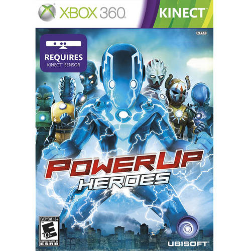Powerup Heroes Kinect (Xbox 360) - Pre-Owned