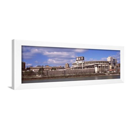 Framed Tennessee Volunteer Neyland Stadium (Neyland Stadium in Knoxville, Tennessee, USA Framed Print Wall Art By Panoramic Images )