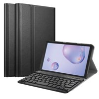 Fintie Keyboard Case for Samsung Galaxy Tab A 8.4 2020 Model SM-T307 (Verizon/T-Mobile/Sprint/AT&T), Slim Shell Lightweight Stand Cover with Detachable Wireless Bluetooth Keyboard, Black
