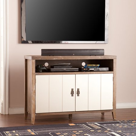 Southern Enterprises Heyburn Industrial TV Media Stand by