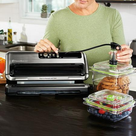 Foodsaver Fm5460 2 In 1 Food Preservation System Vacuum Sealer