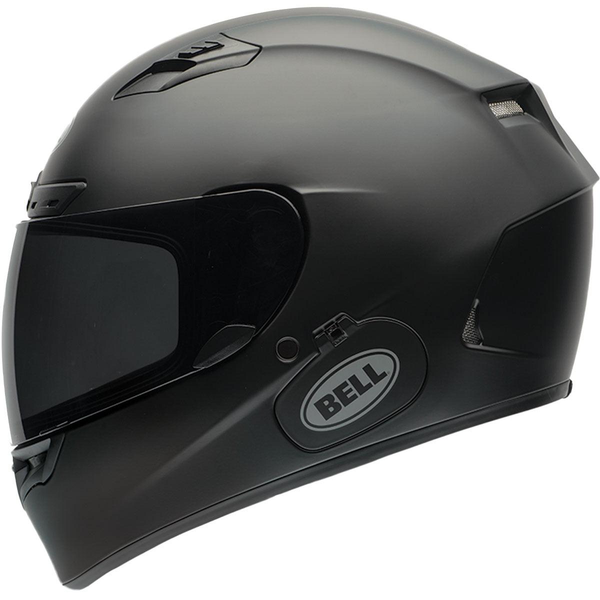 Bell Motorcycle Helmet >> Bell Qualifier Dlx Mips Full Face Motorcycle Helmet Solid Matte Black Xx Large
