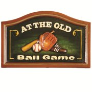 RAM Game Room Pub Sign - At The Old Ball Game