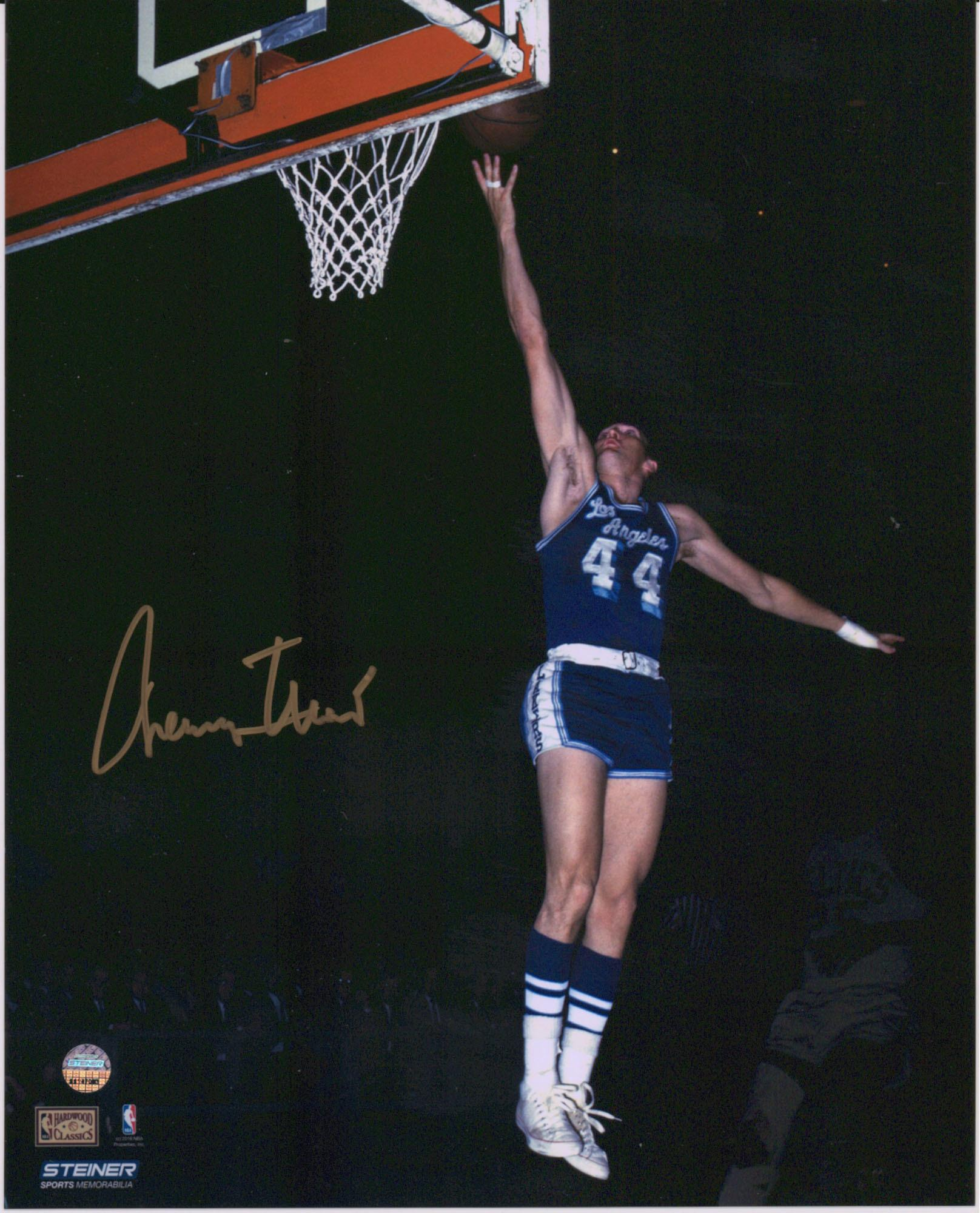 DK248 Elgin Baylor /& Wilt Chamberlain /& Jerry West Lakers 8x10 11x14 16x20 Photo