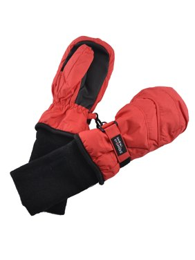 SnowStoppers Medium Red Mittens