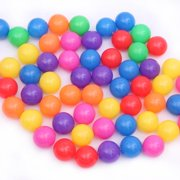 Ktaxon 200 Pcs 5.5cm Baby Plastic Ocean Ball with Swim Pit Toy