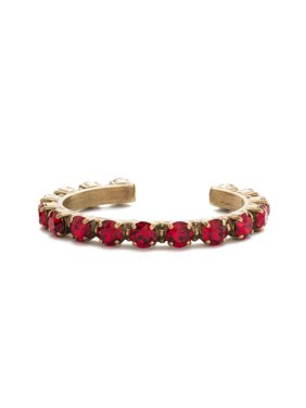 Riveting Romance Cuff Bracelet - Sorrelli Essentials