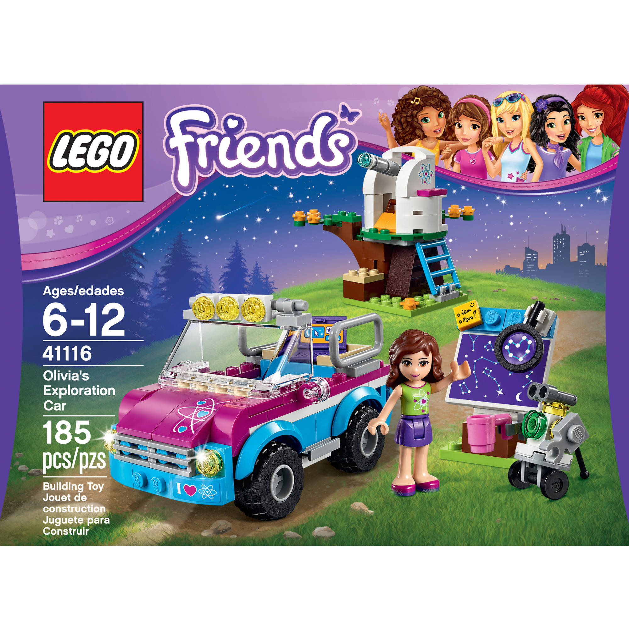 Lego Friends Olivia S Science Lab Off 52