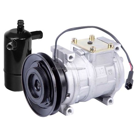 AC Compressor w/ A/C Drier For Dodge Neon & Plymouth Neon - Dodge Neon Thermostat