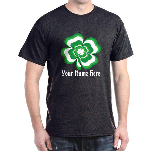 3c8a7a309 Cafepress Personalized Stacked Shamrock – Walmart Inventory Checker ...