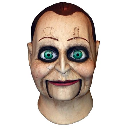 Morris Costumes MAELUS101 Dead Silence Billy Puppet Mask