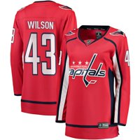 Tom Wilson Washington Capitals Fanatics Branded Women's Home Premier Breakaway Player Jersey - Red