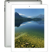 Apple iPad 2 16GB Wi-Fi Refurbished White with 1 Year Warranty