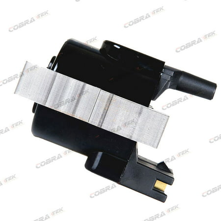 For 1987 Ford Aerostar L4 2.3L Ignition Coil GSXF