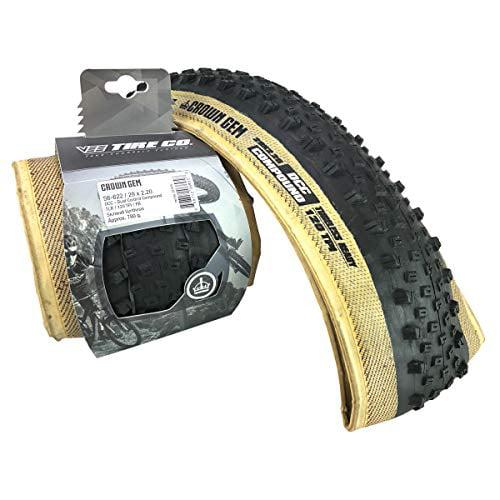 Vee Crown GEM 29x2.20 Bike Tire Dual Control Compound 29x2.2 Tire Folding Bead