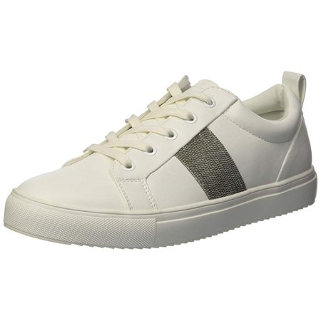 Report Women's Opal Sneaker (Black And White Shoes From The 60s)