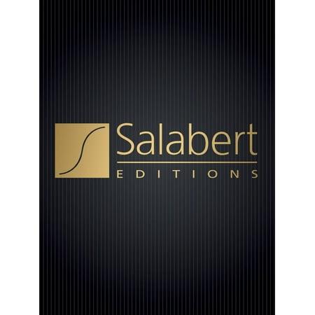 Salabert Ave Verum Corpus (Sab) Christi SATB Composed by J Des Pres Edited by Henry Expert - Halloween Store Corpus Christi