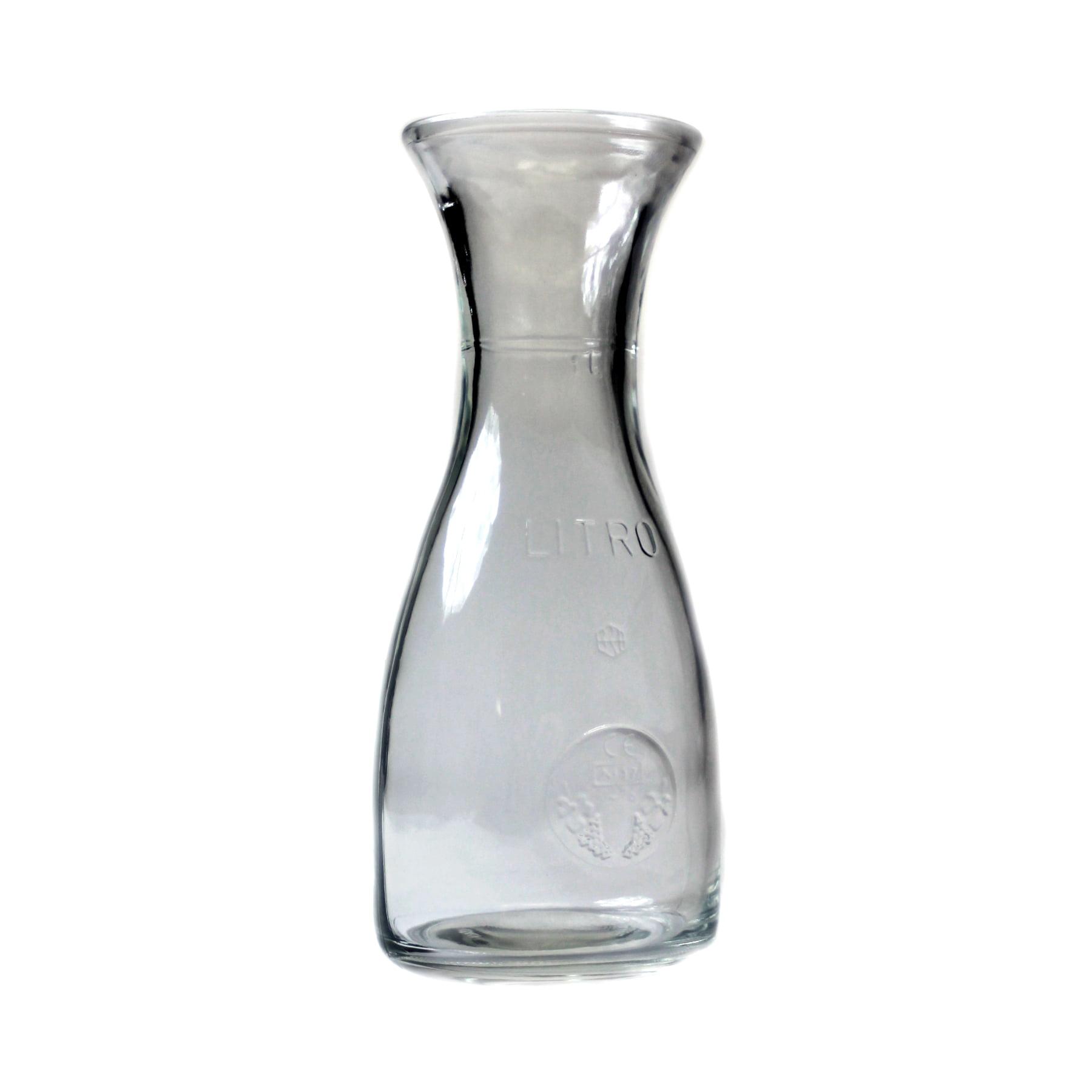 Bormioli Rocco Misura PZ Glass Carafe, 34 Ounce by Bormioli Rocco