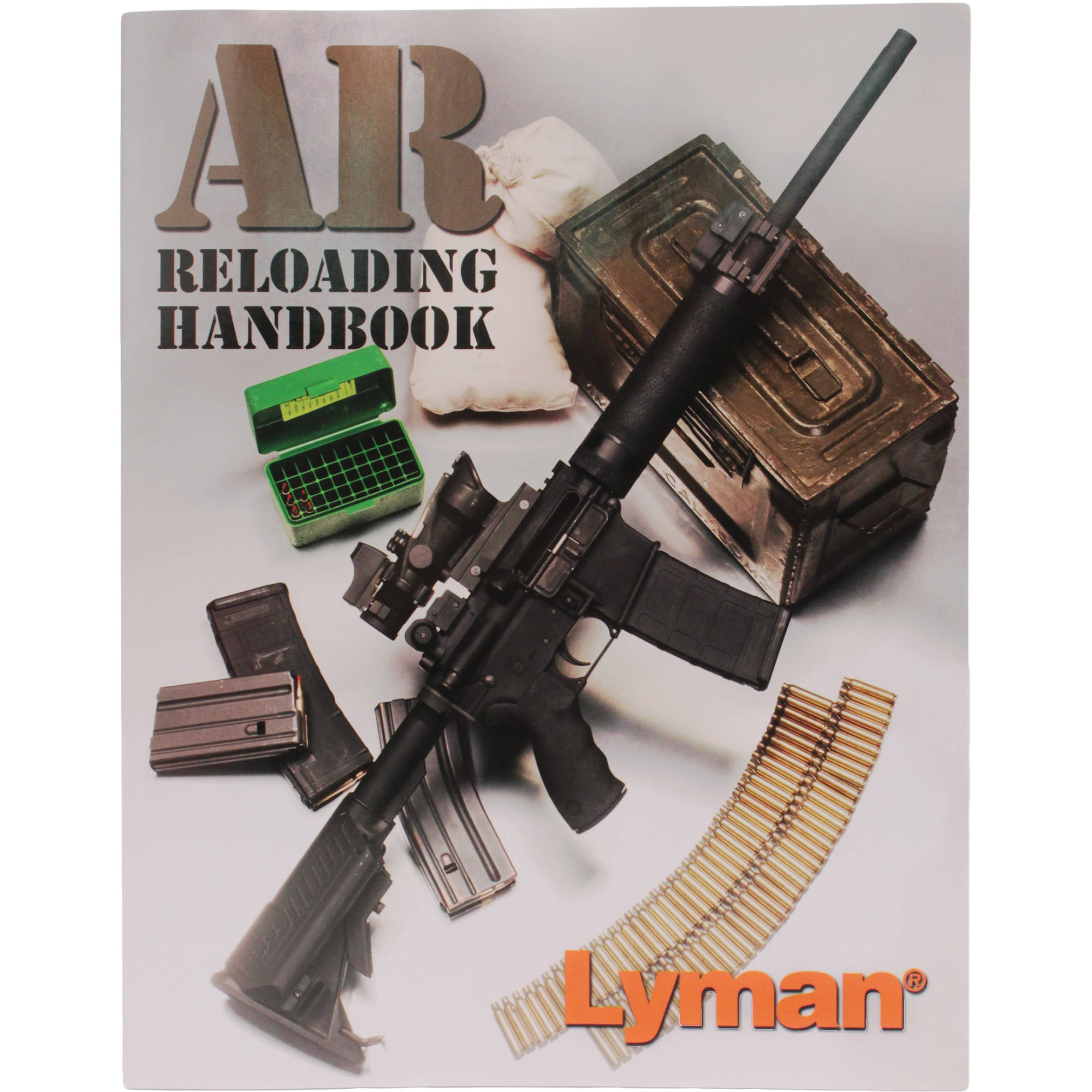 Lyman Reloading for the AR-Rifle by Lyman