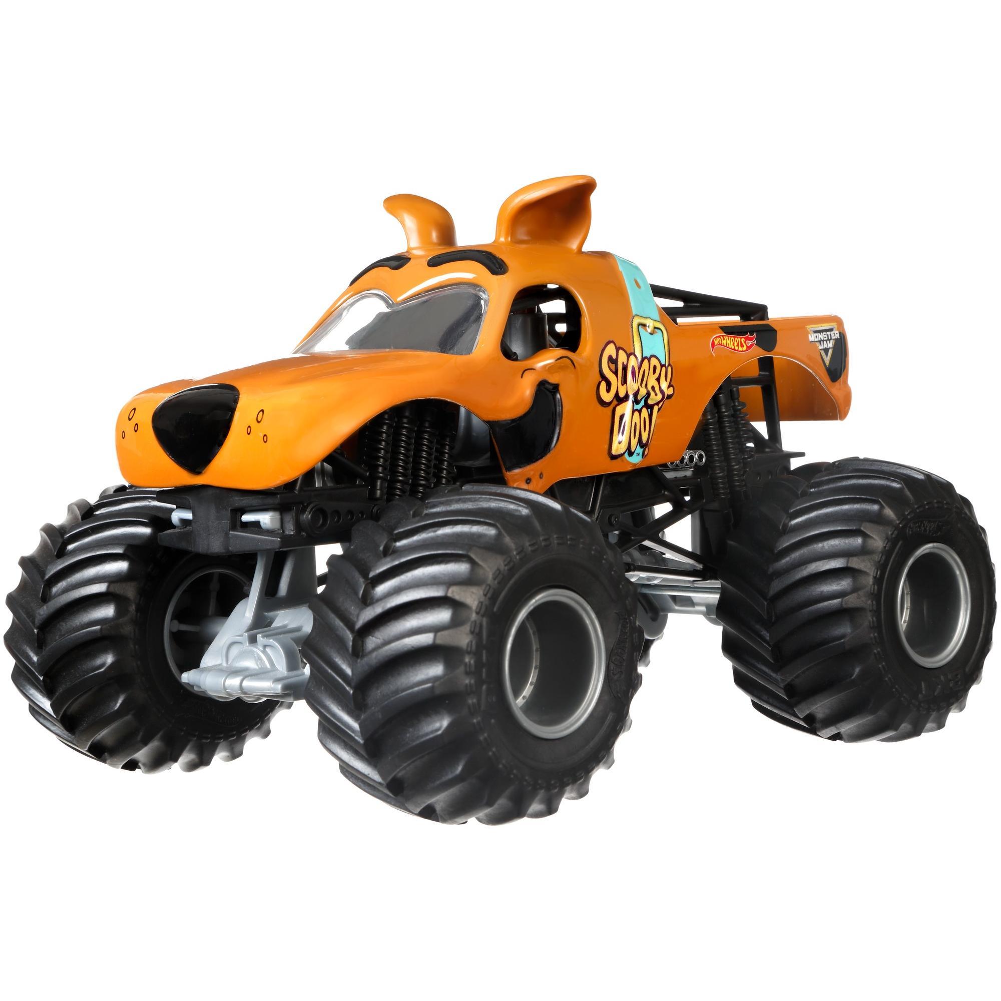 Hot Wheels Monster Jam 1:24 Vehicle (Styles May Vary)