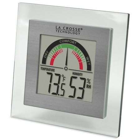 La Crosse Technology WT-137U Indoor Comfort Meter ()