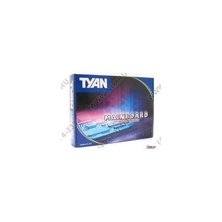 TyanS5350G2NR-1UTiger i7320R dual socket 604 Xeon motherboard. On-Board video and dual Gigabit LAN. 8 x DDR memory slots for up to 16GB ECC Registered memory. Tyan S5350G2NR-1U.