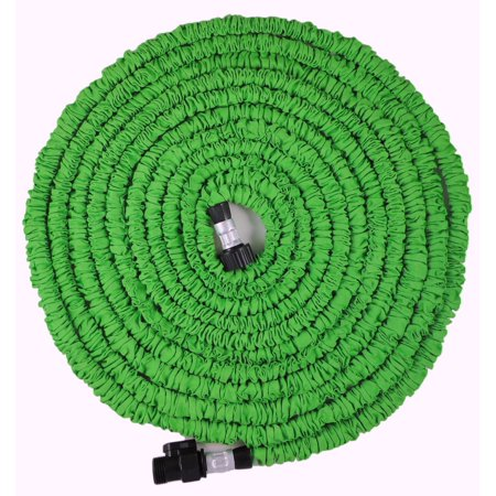 Image of 100ft Green Tangle Free Expandable Hose
