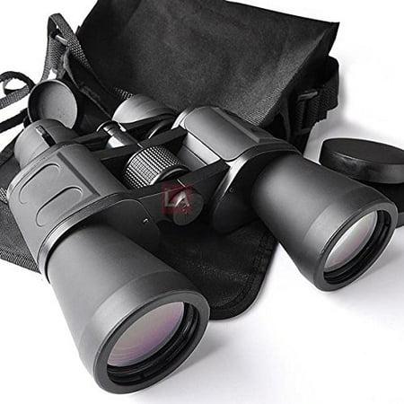 - Magnification 10x-180x 50mm Binoculars Kit Zoom Day Night Vision Water ResistantWaterproof