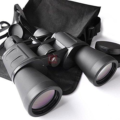 Magnification 10x-180x 50mm Binoculars Kit Zoom Day Night Vision Water ResistantWaterproof