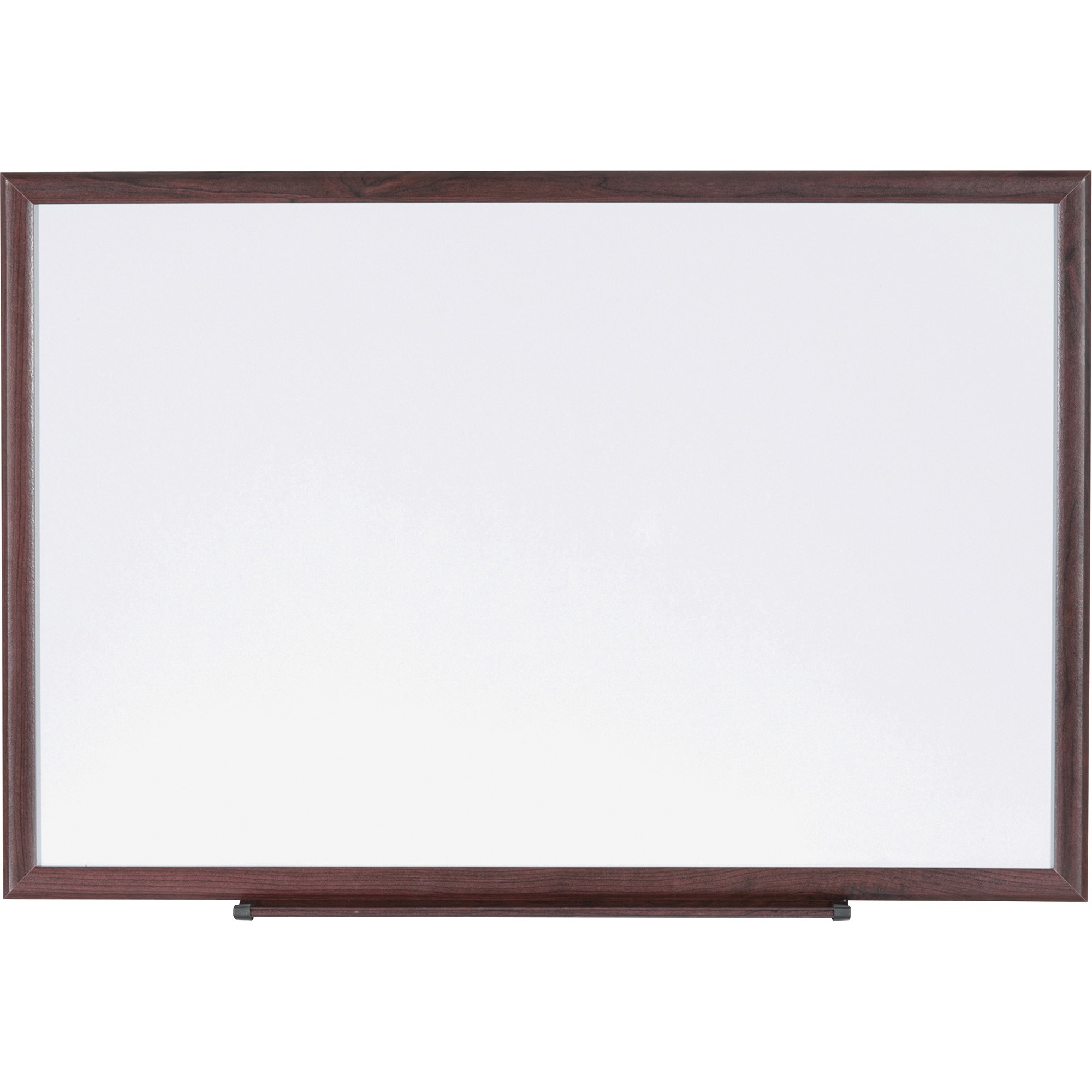 Lorell, LLR84167, Wood Frame Dry-Erase Marker Boards, 1 Each