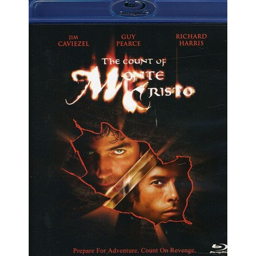 The Count Of Monte Cristo (Blu-ray) (Widescreen)