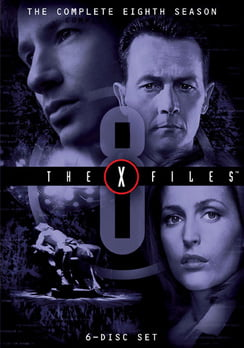 The X-Files: The Complete Eighth Season (DVD) by NEWS CORPORATION