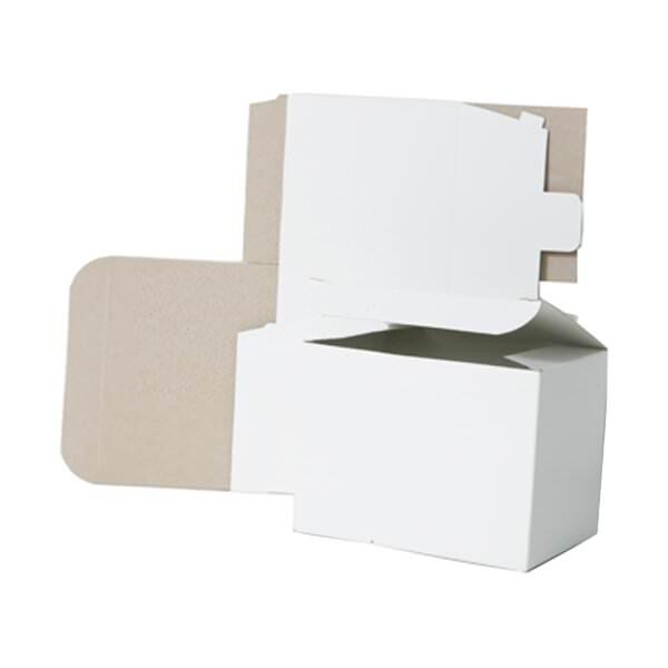 square box Individual  order 100pcs-  white 300 cards