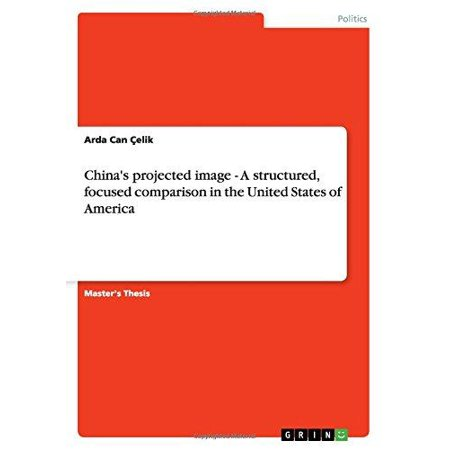 Chinas Projected Image   A Structured  Focused Comparison In The United States Of America