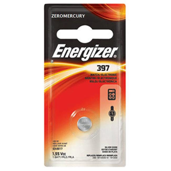 Eveready Battery 397BPZ Eveready 1. 5V Watch & Calculator Battery, Pack Of 6